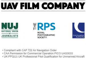 UAV film info